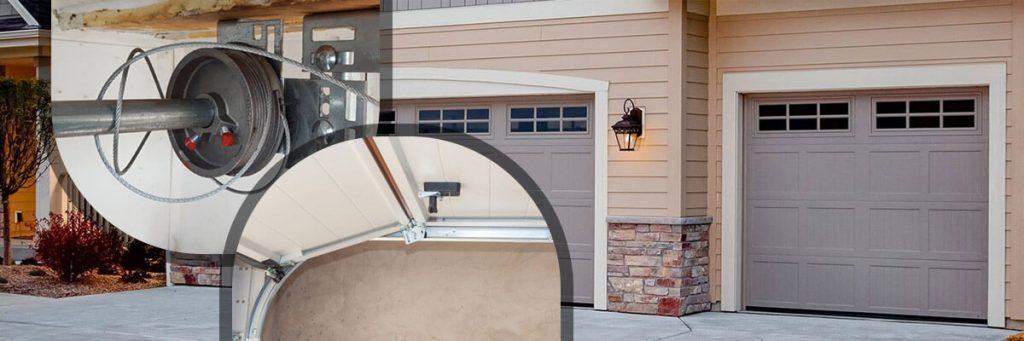 Garage Door Tracks Repair Franklin Township